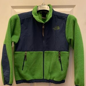 The North Face Denali -Boy Size S 7/8